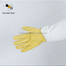 pigskin beekeeper gloves leather beekeeping gloves
