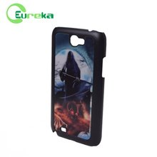 Hot new products for 2014 unique 3D printable phone cases for Samsung Galaxy Note 2 N7100