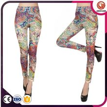 Flame Printed Hot Girls Pictures Sexy Pantyhose Leggings