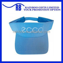 Hot selling Promotional fashion cheap sun visor hat