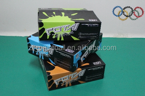0.68inch Tournament grade paintballs for competition