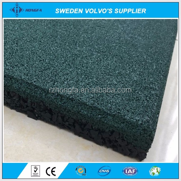 High Quality EPDM Playground Outdoor Rubber Tile
