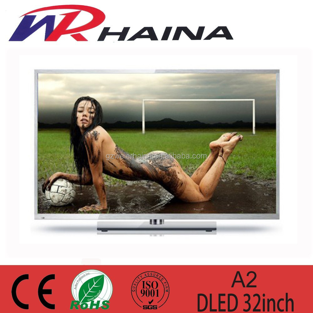 high resolution factory price ultra slim 32 inch used lcd tv