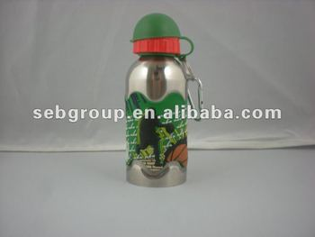 new style stainless steel slim drink bottles