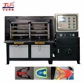KPU shoe upper moulding machine with overseas service