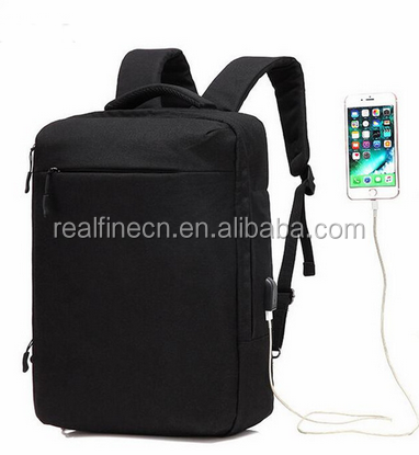 Laptop Backpack for 17 inch Charging USB Port Computer Backpacks Male Waterproof Man Busines Dayback Women Travel Bag