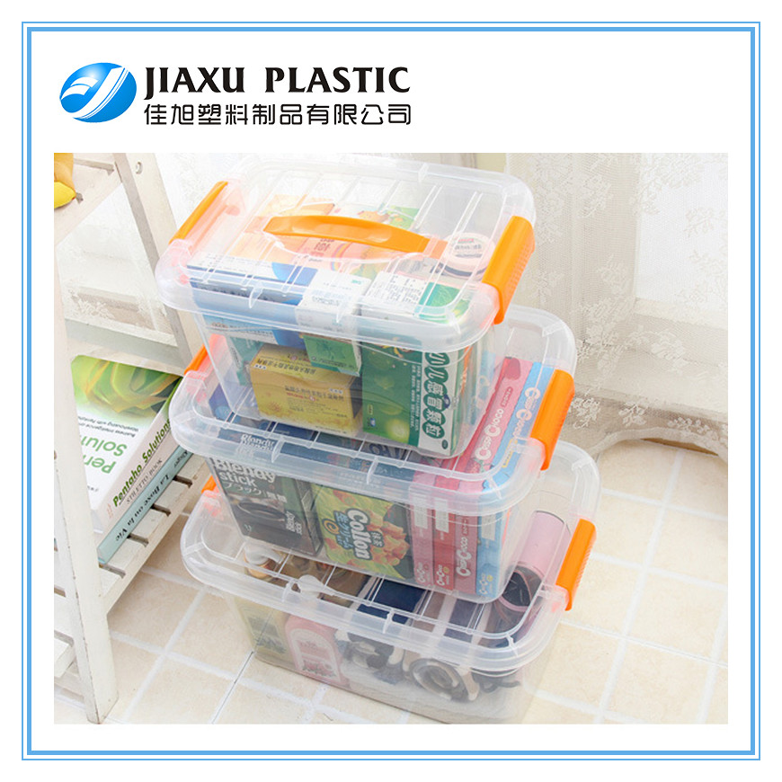 plastic storage case,storage bin with lids