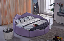 modern cow king size bed king size round bed