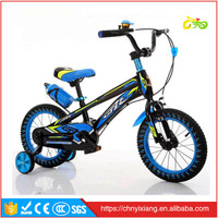 Yixiang cheap wholesale children bicycle for sale bike for kids four wheel bike bicicleta push bike cargo bike-12''