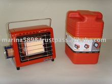OUTDOOR PORTABLE BUTANE GAS HEATER FOR FISHING, CAMPING