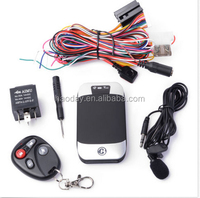 Waterproof Motorcycle COBAN Gps Tracker GPS 303 Cut Engine Remotely hidden installation gps303g