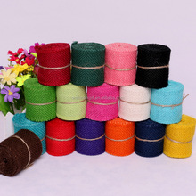 Wholesale Wedding Deco Natural Jute Felt