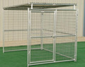 Factory made 6X10ft Large Dog Mesh Kennel