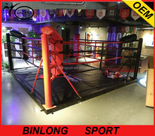 cheap small boxing ring for sale and boxing ring accessories available