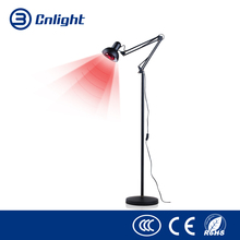 Quartz glass infrared led heat lamp for medical infrared physical therapy lamp equipments