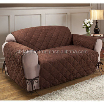 Quilted Sofa Covers Uk Centerfieldbar