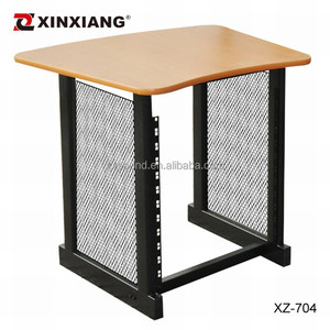 hot selling simple office desk linear long table workstations