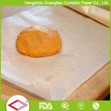 Siliconised Greaseproof Paper for Baking