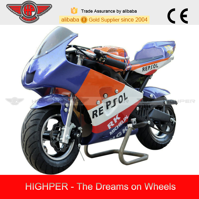 2015 49cc Pocket bikes Cross Motocycle for kids(PB009)