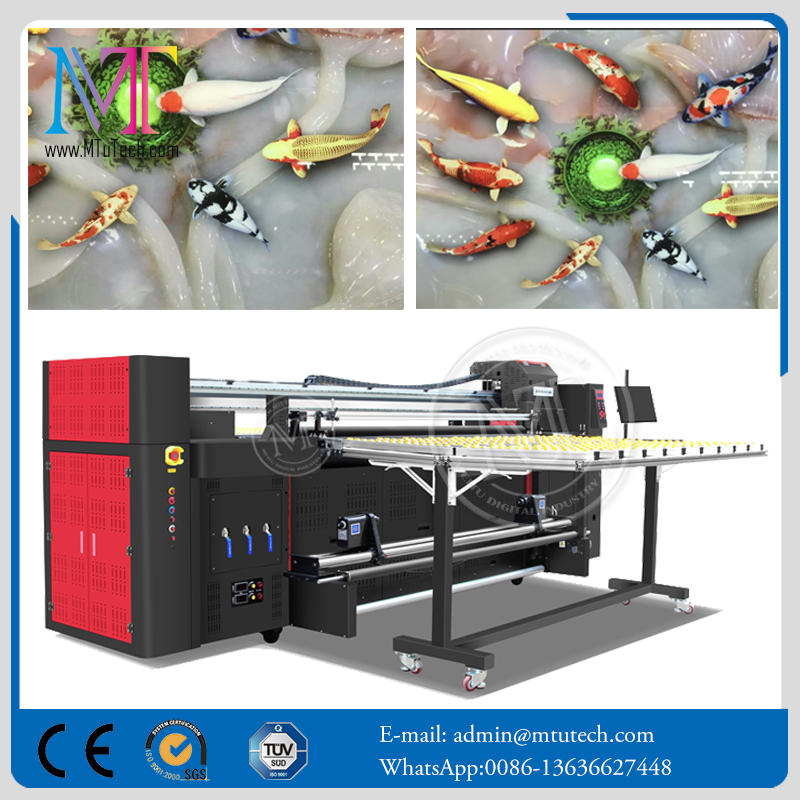 China Newest Wide Format Industial 3d printer multicolor