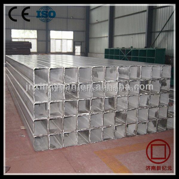 Stainless shs rectangular hollow section tube buy
