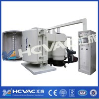Decorative plastic PVD coating machine/PVD metalized machine/Metalized vacuum machine