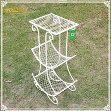 3 tier wrought iron plant stand home design flower pot stand