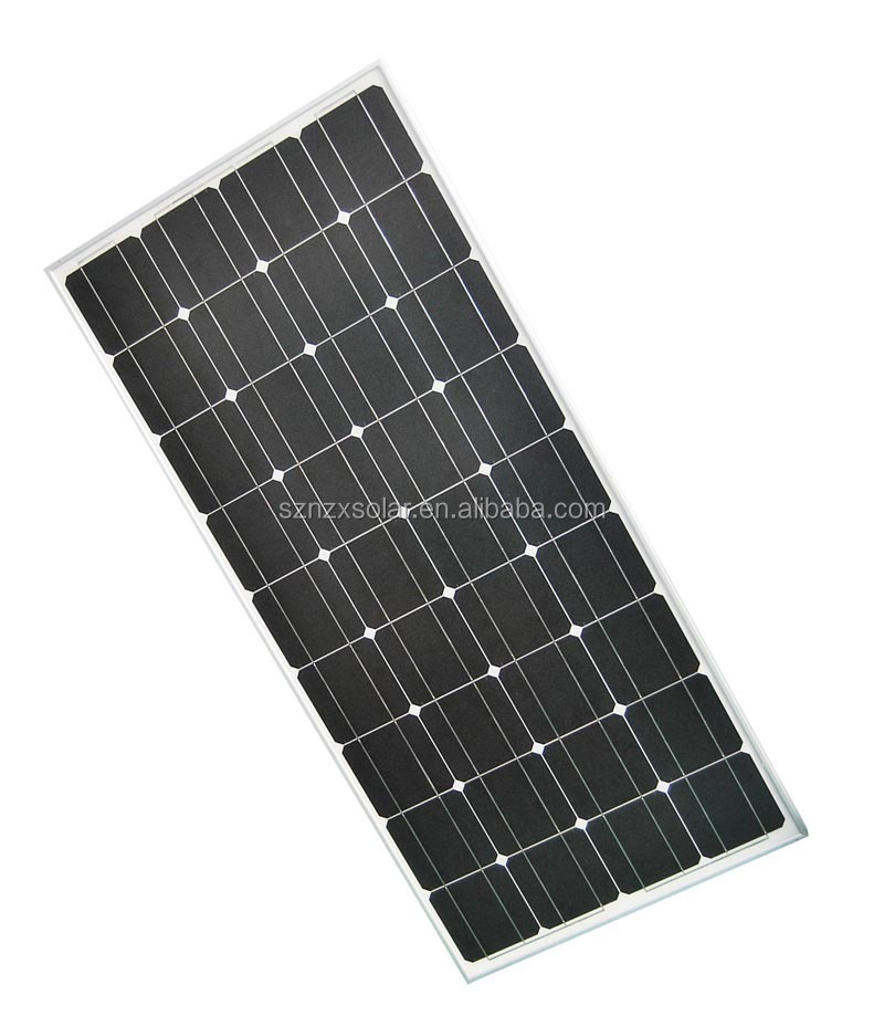 2017Good Quality 12V 100W Solar Panel Price from Factcory