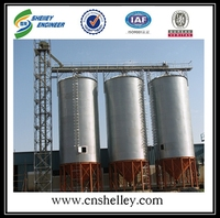 Paddy Grain Feed Storage Farm Silo For Sale