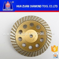 "4-7"" Turbo Grinding Wheel with Strong Ability in Grinding"