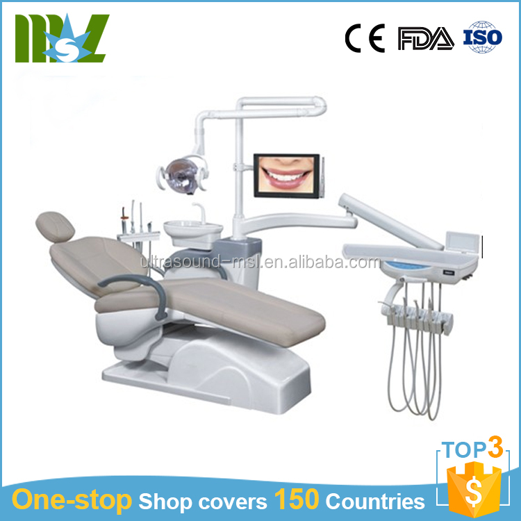 Japan dental supply dental unit dental chair dental disposable products dental laboratory supplies dental chair (MSLDU17Q)