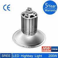 high bay heat sink ceiling fan with light