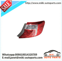81561-06490 81551-06490 tail light for toyota camry body accessories 2012