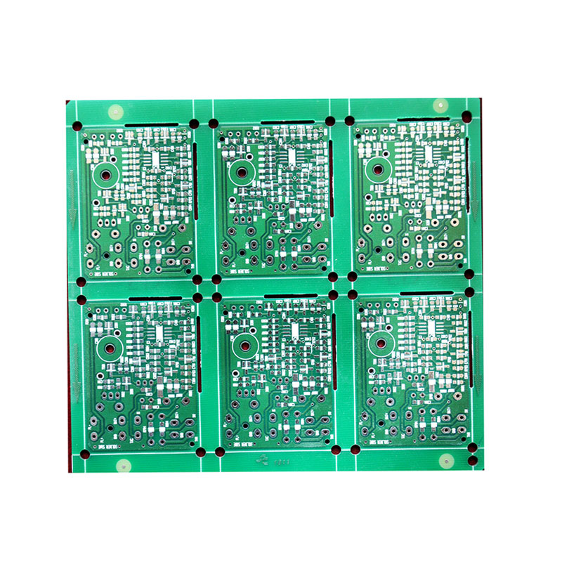 customized professional amplifier pcb prototype board printed circuits