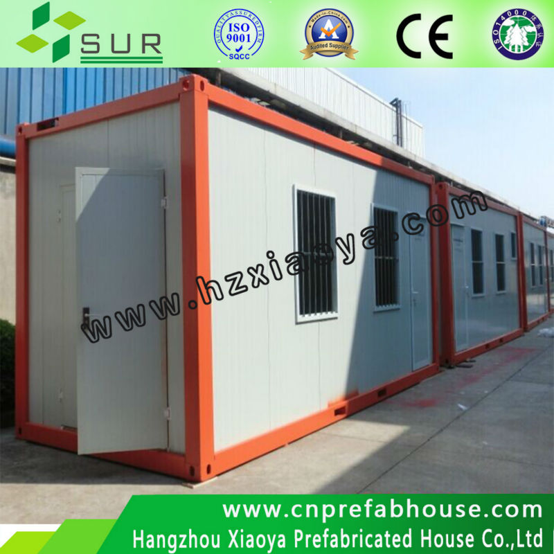 low cost affordable anti earthquake modular prebuilt container home/container house