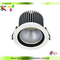 Super Quality High Power 30W Rectangular 5W Dimmable Led Downlights Australian