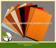 HS code plain MDF for furniture or decoration