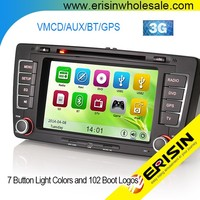 Erisin ES7699M 7 inch Touch Screen Car DVD for OCTAVIA 2010 2011