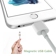 High quality USB data original micro usb magnetic adapter charger cable