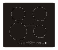 2015 ETL CE CB certificate Four Burner Induction Cooker with Sensor Touch Control / DHI-D72