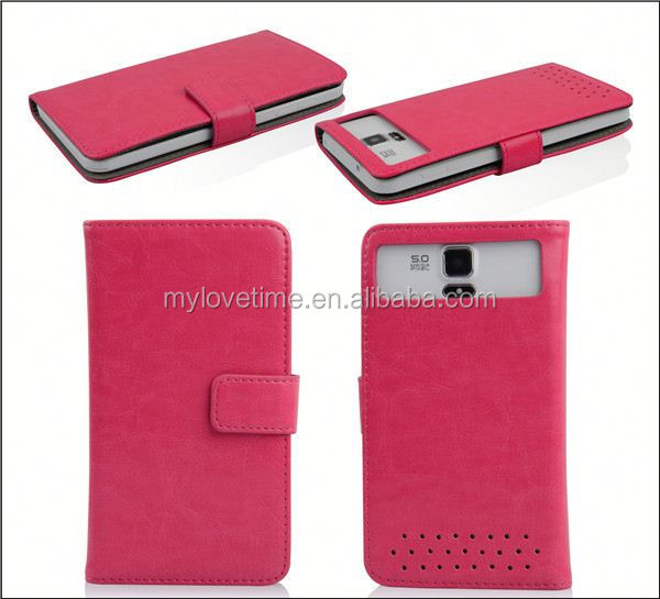 cell phone pu case