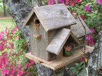 2016 new products wooden bird cage /house /wooden pet house