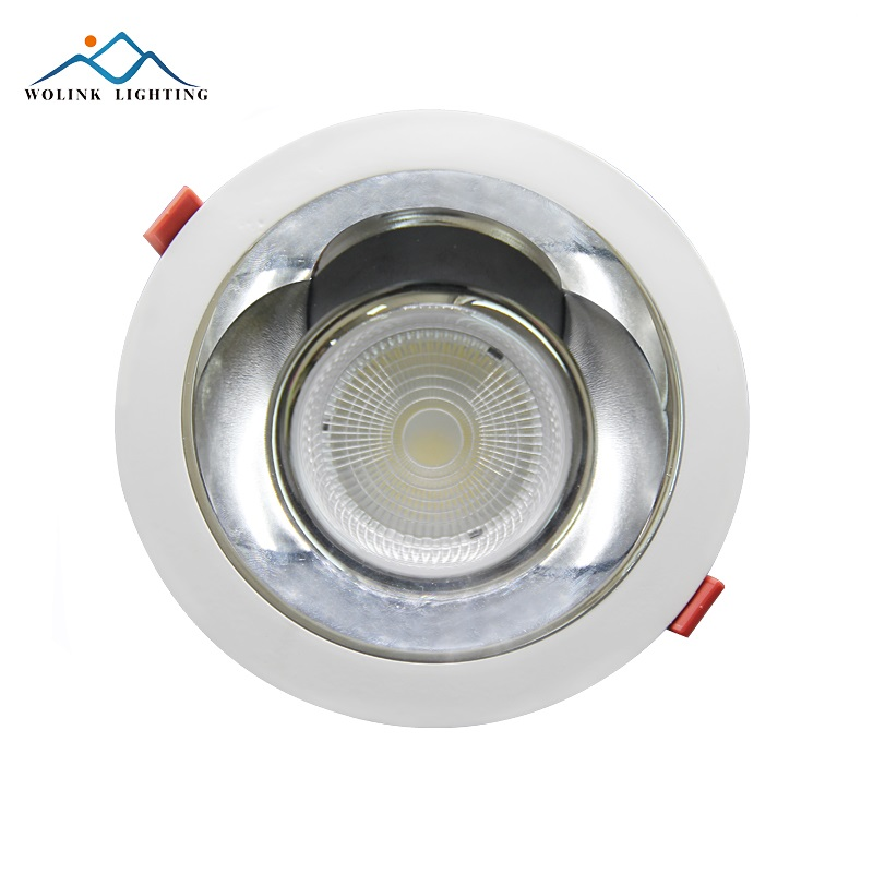 Ul Listed Recessed Unique Led E27 Downlight Retrofit 3W Gx53 Dimmable Down Light