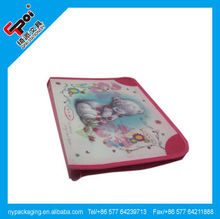 a4 clear file folder document holder/pp document case