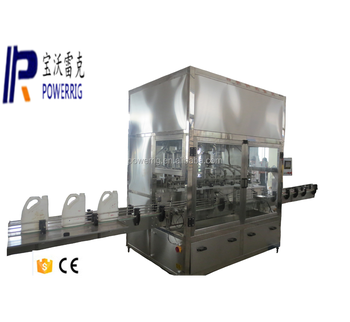 Engine oil and car oil filling machine