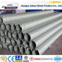 Steel pipe A106,surgical tubing,stainless steel tube with 600 grit finish