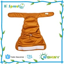 new designs reusable washable dog pet diaper products