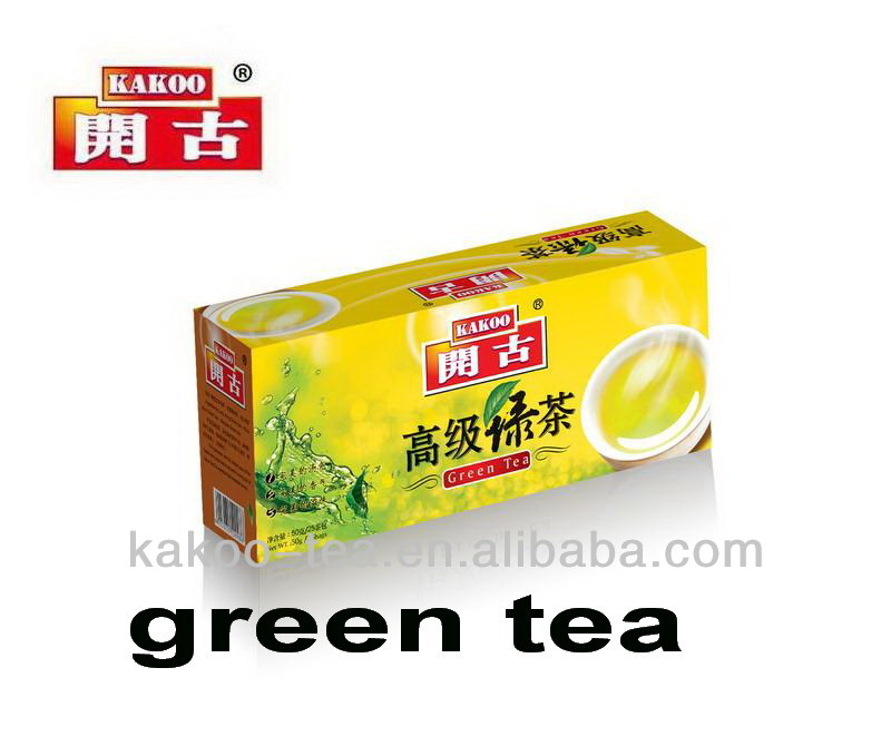 Kakoo green tea wholesaler green tea wholesale green tea supplier from China