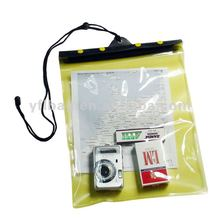 waterproof pouch for camera,document,mobile phone