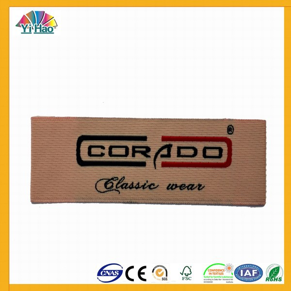 labels for clothing cheap china wholesale clothing leather patch custom metal clothing labels